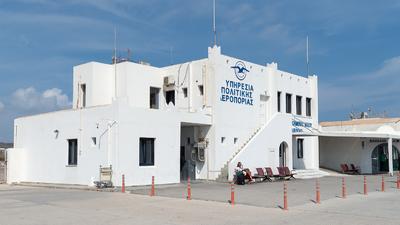 LGNX - Airport - Terminal