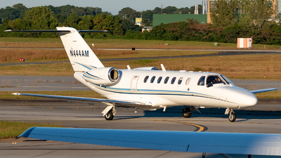 N444AM - Cessna 525B CitationJet 3 - Delta Private Jets