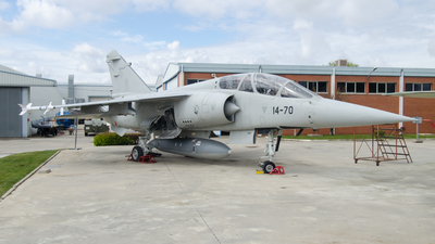 CE.14-27 - Dassault Mirage F1BE - Spain - Air Force