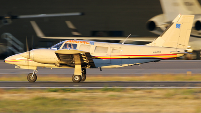 A picture of N8107D - Piper PA34200T - Airpac Airlines - © Jeroen Stroes