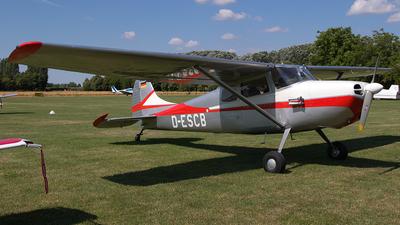 D-ESCB - Cessna 170B - Private