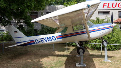 D-EVMO - Reims-Cessna F152 - Private