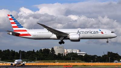 N824AN - Boeing 787-9 Dreamliner - American Airlines