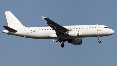LY-COM - Airbus A320-212 - SunExpress (Avion Express)
