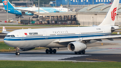B-5948 - Airbus A330-343 - Air China