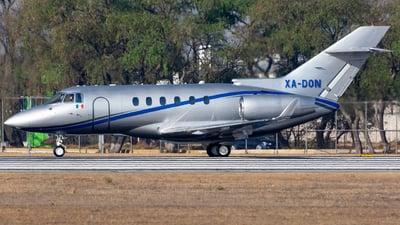XA-DON - Raytheon Hawker 850XP - Private