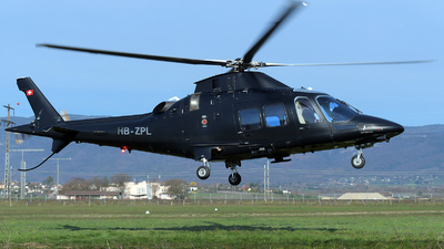 HB-ZPL - Agusta-Westland AW-109SP - Swiss Helicopter AG
