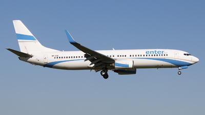 SP-ESC - Boeing 737-8AS - Enter Air