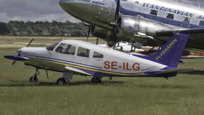 SE-ILG - Piper PA-28-161 Warrior II - Private