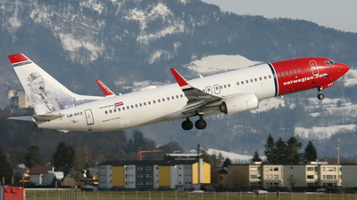 LN-DYZ - Boeing 737-8JP - Norwegian