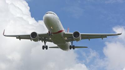 A6-ANU - Airbus A320-214 - Air Arabia