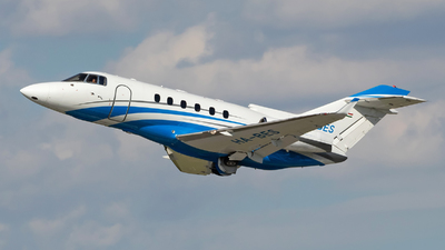 HA-BES - Raytheon Hawker 800XP - Private