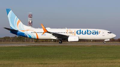 A picture of A6FEC - Boeing 7378KN - FlyDubai - © Mihai Cioponea