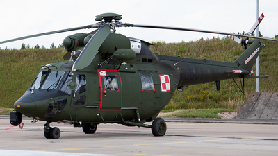 0501 - PZL-Swidnik W3 Sokol - Poland - Air Force