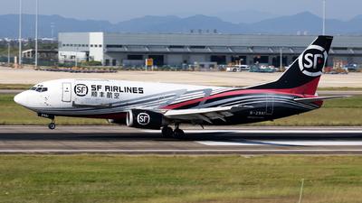 B-2981 - Boeing 737-3W0(SF) - SF Airlines