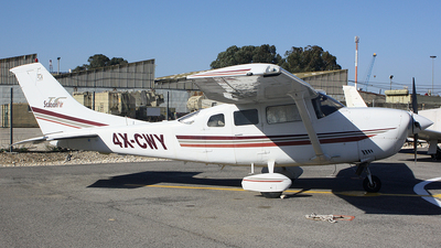 4X-CWY - Cessna T206H Turbo Stationair - Private