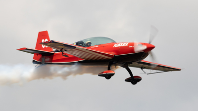 N43CV - Extra 300L - Private