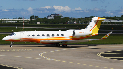 N912GG - Gulfstream G650ER - Private