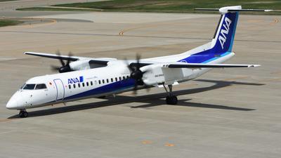 JA461A - Bombardier Dash 8-Q402 - ANA Wings