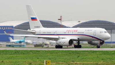 RA-64058 - Tupolev Tu-204-300 - Rossiya - Special Flight Squadron