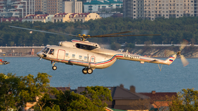RA-22777 - Mil Mi-8MT Hip - Art Avia