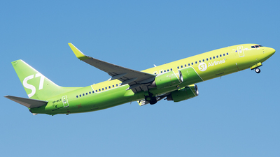 A picture of VPBLD - Boeing 7378Q8 - S7 Airlines - © Alexey Prokhorov