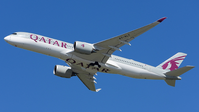 A picture of A7ALY - Airbus A350941 - Qatar Airways - © Cesa