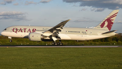 A7-BCU - Boeing 787-8 Dreamliner - Qatar Airways