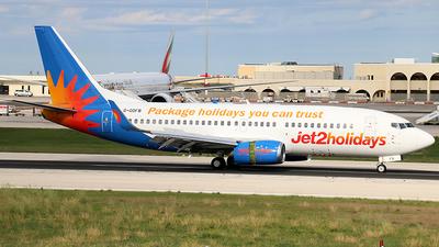 G-GDFB - Boeing 737-33A - Jet2.com