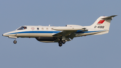 B-4188 - Bombardier Learjet 35A - China - Air Force