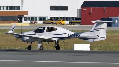 LN-LFS - Diamond DA-42 Twin Star - Private