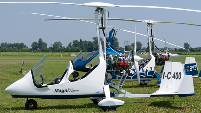 I-C400 - Magni Gyro M16C - Private