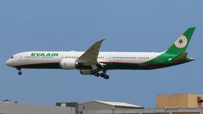 B-17802 - Boeing 787-10 Dreamliner - Eva Air