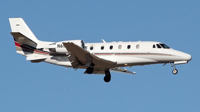 N658QS - Cessna 560XL Citation Excel - NetJets Aviation
