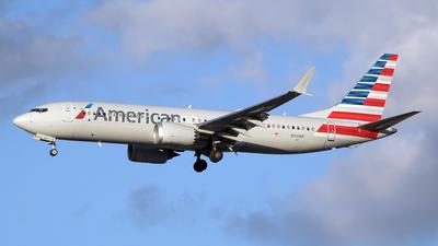 N310RF - Boeing 737-8 MAX - American Airlines