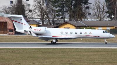 N613LF - Gulfstream G550 - Private
