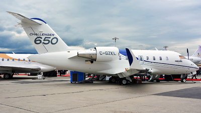 C-GZKL - Bombardier CL-600-2B16 Challenger 650 - Bombardier Aerospace