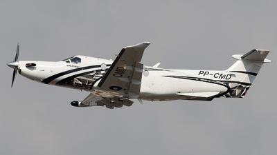 PP-CMD - Pilatus PC-12/47E - Private