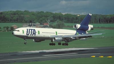 N54649 - McDonnell Douglas DC-10-30 - Union de Transports Aériens (UTA)