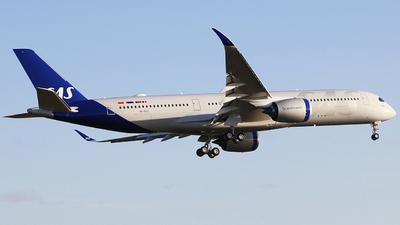 A picture of SERSC - Airbus A350941 - SAS - © JiZei
