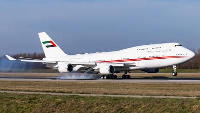 A6-DAW - Boeing 747-48E(M) - United Arab Emirates - Dubai Air Wing