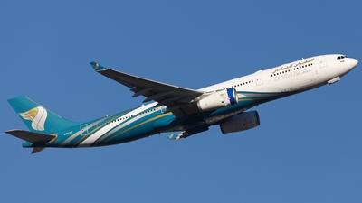 A4O-DD - Airbus A330-343 - Oman Air