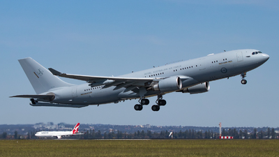 A picture of A39007 - Airbus KC30A -  - © Ben Moy