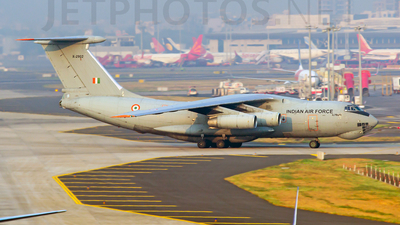 K2902 - Ilyushin IL-76MD - India - Air Force
