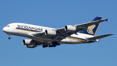 9V-SKF - Airbus A380-841 - Singapore Airlines