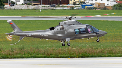 D-HSKM - Agusta A109S Grand - HTM Helicopter Travel Munich