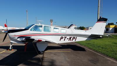 PT-KPI - Beechcraft A36 Bonanza - Private
