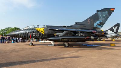 46-28 - Panavia Tornado ECR - Germany - Air Force
