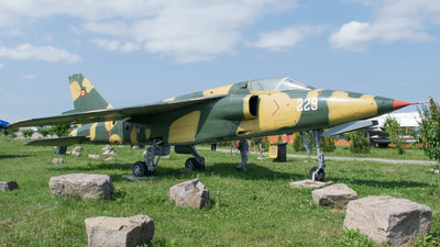 229 - IAR-93B - Romania - Air Force
