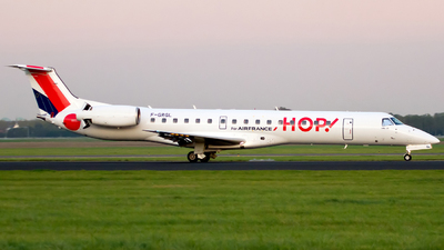 F-GRGL - Embraer ERJ-145EP - HOP! for Air France